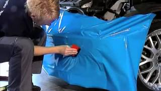 getlinkyoutube.com-How to Wrap a Car installation help Guide Video vinyl by Avery