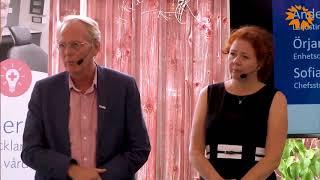 Innovationskliniker som en energiinjektion för förändring - Örjan Norberg och Sofia Medin