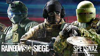 getlinkyoutube.com-Inside Rainbow #5 - The Spetsnaz Unit - Tom Clancy's Rainbow Six: Siege