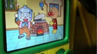getlinkyoutube.com-中一がアンパンマンのポップコーンを購入するwww