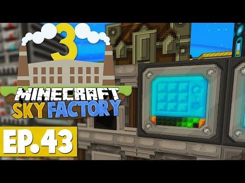 Minecraft Sky Factory 3 -