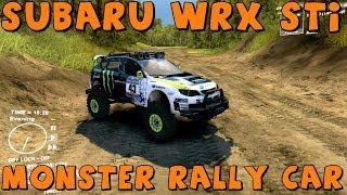 Spin Tires | Ken Block's Subaru WRX STi Rally Car Mod
