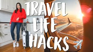My Top 22 Travel Life Hacks & Tips    Jeanine Amapola