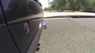 getlinkyoutube.com-Cruzin with the SMART LOUD exhaust!!