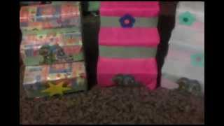 getlinkyoutube.com-PAP: ESCADINHA PORTA Cupcake/DOCES