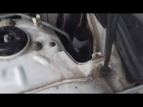 Замена главного цилиндра сцепления Ниссан Максима А32
