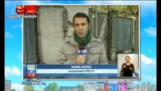 getlinkyoutube.com-Cronica Carcotasilor 26.11.2014 (Balbe, tampenii televizate, scenete comice)