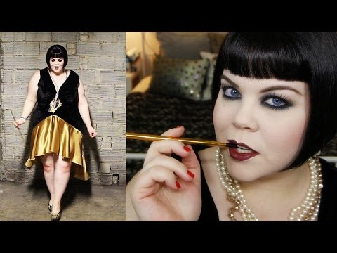 Roaring 20's Flapper Tutorial