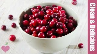 getlinkyoutube.com-Cranberry 101 - Everything You Need to Know! | Clean & Delicious