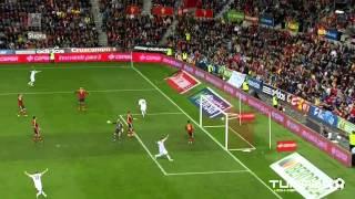 สเปน 1 – 1 ฟินแลนด์ นัดนี้ถือว่าสเปนเสียหายไปพอสมควร