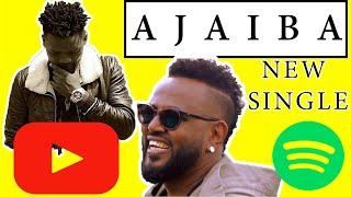 Ziggy Zaga Ft. Abebe Kefeni   Ajaiba | አጃኢባ   New Ethiopian Music 2018 (Official Audio)