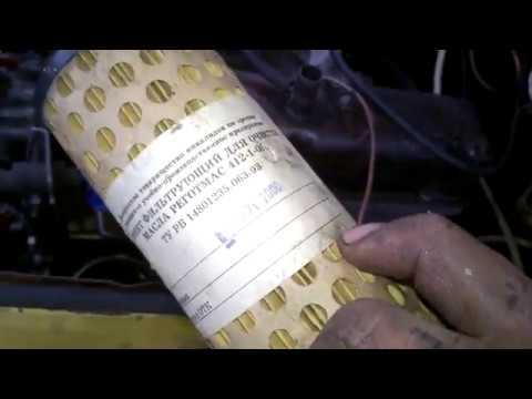 Замена масла в ЗМЗ-402, обратите внимание на... Еразкин. МИРовая библиотека