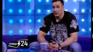 Алексей Воевода. О вегетарианстве, Спорте, Любви.