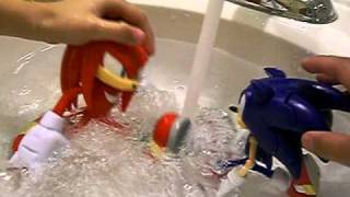 getlinkyoutube.com-(BAD) Sonic and Knuckles Series 1: The Pool (Thanksgiving special)