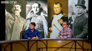 getlinkyoutube.com-Why Are So Many Great Men Short? - QI Preview - BBC One