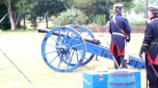 Preußische Kanonen schießen teil 2