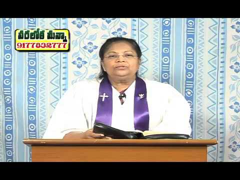 Rev.Rachel J Komanapalli-TV Message1