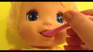 getlinkyoutube.com-I Fixed My Baby Alive Doll!