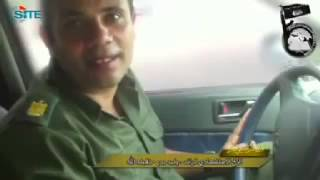 Video Amatir Serangan Bom Bunuh Diri di Mesir