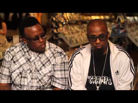 Tech N9ne & Krizz Kaliko Interview