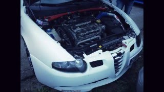 getlinkyoutube.com-Sprintauto Alfa Romeo 147 1.9 JTD 380hp/650nm