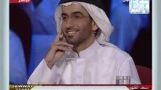 getlinkyoutube.com-لحظة دخول خليل الشبرمي مسرح شاعر المليون3