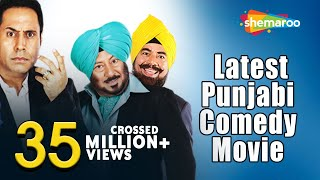 New Punjabi Movies | Jaswinder Bhalla, Binnu Dhillon, B N Sharma | Latest Punjabi Comedy Movie width=