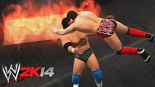 getlinkyoutube.com-WWE 2K14 EXTREME MOMENTS!