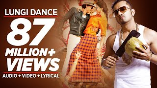 "getlinkyoutube.com-""Lungi Dance"" The Thalaiva Tribute Official Full Song | Honey Singh, Shahrukh Khan, Deepika Padukone"