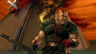 getlinkyoutube.com-Brutal Doom II | Ultra-Violence | Parte Final + Jefe Secreto