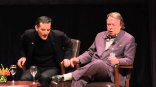 getlinkyoutube.com-Christopher Hitchens vs. Rabbi David Wolpe: The Great God Debate