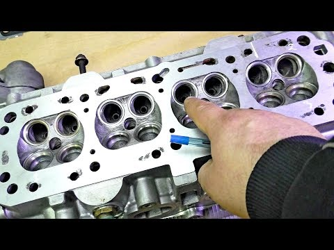 Chevrolet Aveo 1.6 Капиталка - F16D3. Часть 6