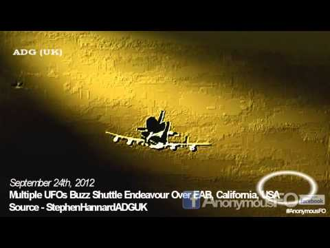 Best UFO Sightings Of September 2012, AFO