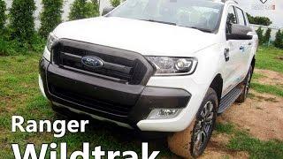 getlinkyoutube.com-The New Ford Ranger Wildtrak Minorchange (Walkaround) | MZ Crazy Cars