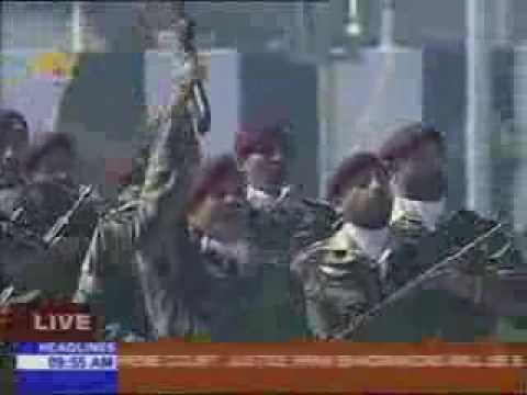 SSG Commandos on 23rd march parade. Pride of Pakistan