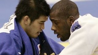 getlinkyoutube.com-JUDO 2007 World Championships: Kosei Inoue 井上 康生 (JPN) – Teddy Riner (FRA)