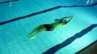 سباحه الظهر والصدر swimming Backstroke & Breaststroke