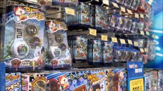 getlinkyoutube.com-[Toy Hunting Review]  Youkai Watch released in Hong Kong 妖怪ウォッチ香港販売記念