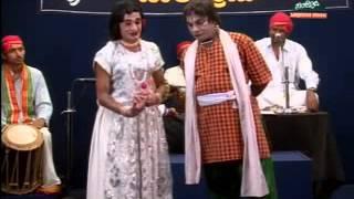 getlinkyoutube.com-Yakshagana- hasya-kedige-halladi -Bandanalli sogasugara R mayya