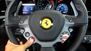 getlinkyoutube.com-Ferrari 458 Itália Start Up, Lovey Sound