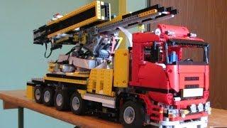 getlinkyoutube.com-Arduino + Lego Technik Brückenuntersichtgerät