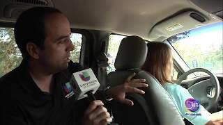 Juan Carlos Hómez se fue a un centro de insumos para mostrar como se entrega la ayuda