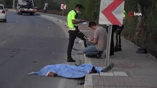 Son dakika Antalya haberleri: Elektrikli bisikletteki baba ile oğulu ölüm ayırdı