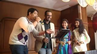 getlinkyoutube.com-Puthu maapilaikku  | With Airtel Super Singer SHRAVAN,KAUSHIK, PRIYANKA & NITHYASREE