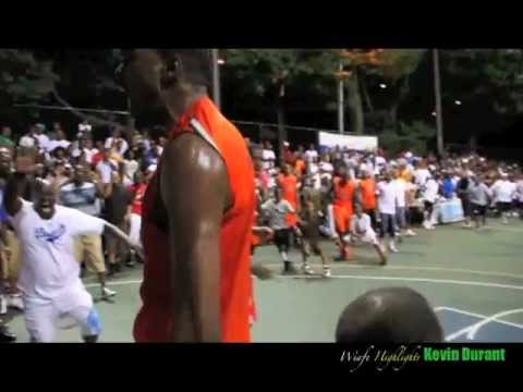 KEVIN DURANT SUMMER LEAGUE HIGHLIGHTS