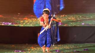 getlinkyoutube.com-Mala Jau Dya na Ghari Wajale Ki Bara Dance Performance by Hritika Berlekar