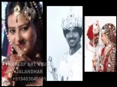 Punjabi wedding highlights 2014