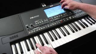 getlinkyoutube.com-Korg Pa600 Video Manual -- Part 2: Sounds
