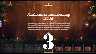getlinkyoutube.com-WoT ► Kalendarz Adwentowy 2016 ► dzień 3 ► Przeciek co dalej w kalendarzu