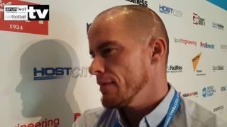 getlinkyoutube.com-2016-07-15 World Football Forum - Iain Hume (Atletico de Kolkata) Interview